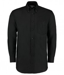Kustom Kit Long Sleeve Workwear Oxford Shirt image