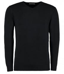 Kustom Kit Arundel Cotton Acrylic V Neck Sweater image