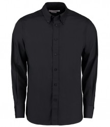 Kustom Kit Long Sleeve City Business Shirt image