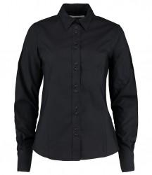 Kustom Kit Ladies Long Sleeve City Business Shirt image