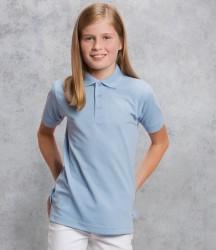 Kustom Kit Kids Klassic Poly/Cotton Piqué Polo Shirt image