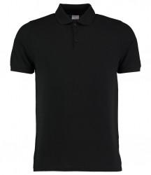 Kustom Kit Klassic Heavy Slim Fit Piqué Polo Shirt image