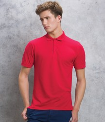 Kustom Kit Klassic Slim Fit Poly/Cotton Piqué Polo Shirt image