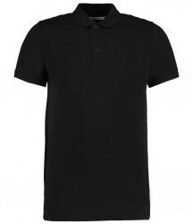 Kustom Kit Shoulder Patch Piqué Polo Shirt image