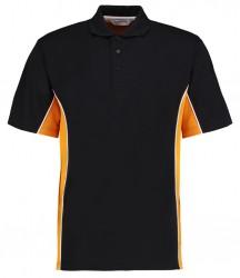 Image 17 of Gamegear Track Poly/Cotton Piqué Polo Shirt