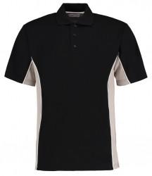 Image 2 of Gamegear Track Poly/Cotton Piqué Polo Shirt