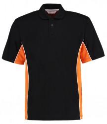 Image 4 of Gamegear Track Poly/Cotton Piqué Polo Shirt
