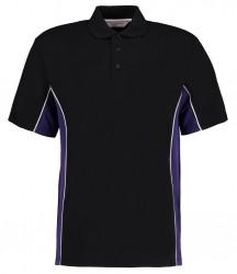 Image 5 of Gamegear Track Poly/Cotton Piqué Polo Shirt