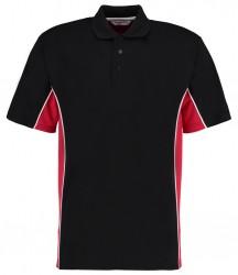 Image 6 of Gamegear Track Poly/Cotton Piqué Polo Shirt