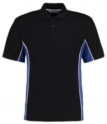 Image 7 of Gamegear Track Poly/Cotton Piqué Polo Shirt