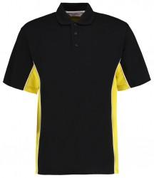 Image 8 of Gamegear Track Poly/Cotton Piqué Polo Shirt
