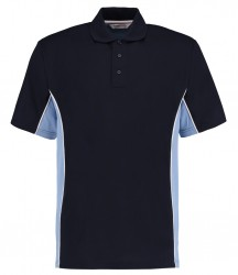 Image 9 of Gamegear Track Poly/Cotton Piqué Polo Shirt