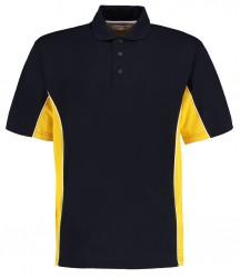 Image 10 of Gamegear Track Poly/Cotton Piqué Polo Shirt