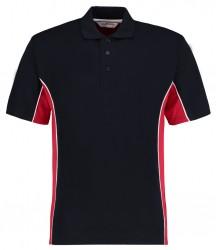 Image 11 of Gamegear Track Poly/Cotton Piqué Polo Shirt