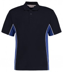 Image 12 of Gamegear Track Poly/Cotton Piqué Polo Shirt