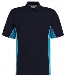 Image 13 of Gamegear Track Poly/Cotton Piqué Polo Shirt