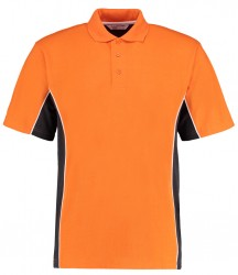 Image 14 of Gamegear Track Poly/Cotton Piqué Polo Shirt