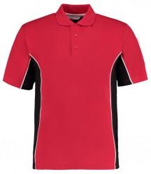 Image 15 of Gamegear Track Poly/Cotton Piqué Polo Shirt