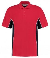 Image 16 of Gamegear Track Poly/Cotton Piqué Polo Shirt