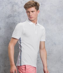 Kustom Kit Team Style Slim Fit Piqué Polo Shirt image