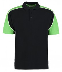 Image 2 of Gamegear Formula Racing Monaco Cotton Piqué Polo Shirt