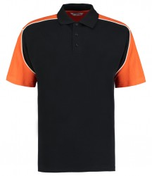 Image 3 of Gamegear Formula Racing Monaco Cotton Piqué Polo Shirt