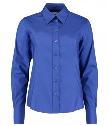 Image 9 of Kustom Kit Ladies Long Sleeve Corporate Oxford Shirt