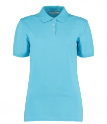 Kustom Kit Kate Ladies Cotton Piqué Polo Shirt image