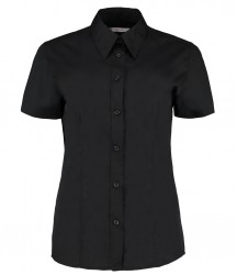 Kustom Kit Ladies Short Sleeve Workforce Shirt image