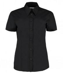 Kustom Kit Ladies Short Sleeve Workforce Shirt image