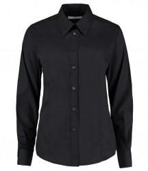 Kustom Kit Ladies Long Sleeve Workforce Shirt image