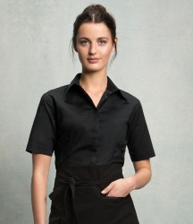 Bargear® Ladies Short Sleeve Tailored Shirt image