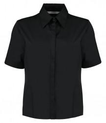 Kustom Kit Bargear® Ladies Short Sleeve Shirt image