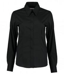 Kustom Kit Bargear® Ladies Long Sleeve Shirt image