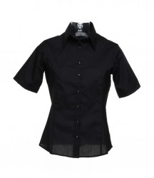 Kustom Kit Ladies Short Sleeve Business Shirt image