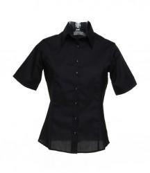 Kustom Kit Ladies Short Sleeve Business Shirt image