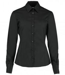 Kustom Kit Ladies Long Sleeve Business Shirt image