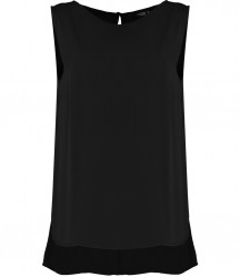 Image 1 of Clayton and Ford Ladies Regular Fit Draped Vest