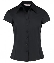 Kustom Kit Bargear® Ladies Cap Sleeve Shirt image