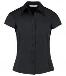 Kustom Kit Bargear® Ladies Cap Sleeve Shirt image