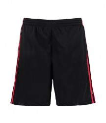Image 2 of Gamegear Cooltex® Contrast Mesh Lined Sports Shorts