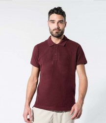 Kariban Organic Piqué Polo Shirt image
