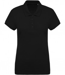 Kariban Ladies Organic Piqué Polo Shirt image