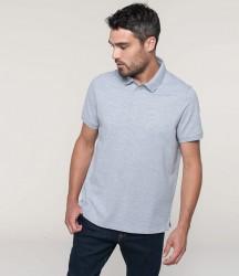 Kariban Stud Piqué Polo Shirt image