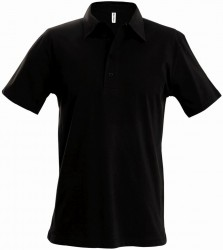 Kariban Cotton Jersey Polo Shirt image
