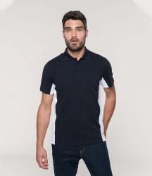 Kariban Flag Poly/Cotton Piqué Polo Shirt image