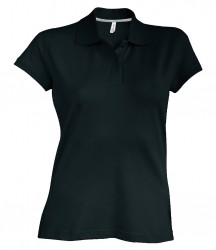 Kariban Ladies Cotton Piqué Polo Shirt image