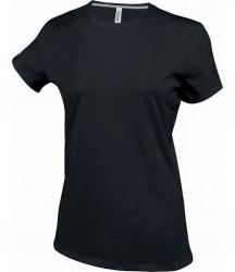 Kariban Ladies Crew Neck T-Shirt image