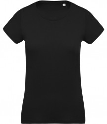 Kariban Ladies Organic Crew Neck T-Shirt image