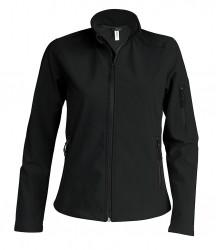 Image 3 of Kariban Ladies Soft Shell Jacket